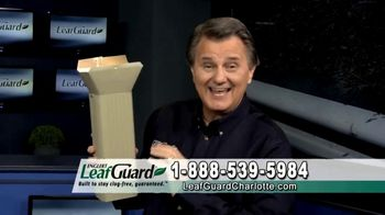 LeafGuard of Charlotte $99 Install Sale TV Spot, 'Big Mouth' - 1 commercial airings