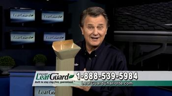 LeafGuard of Charlotte $99 Install Sale TV Spot, 'Big Mouth' - Thumbnail 3