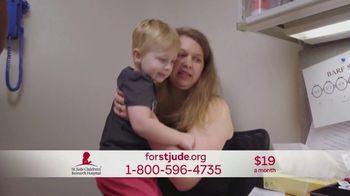 St. Jude Children's Research Hospital TV Spot, 'Fought Hard' - Thumbnail 10