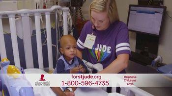 St. Jude Children's Research Hospital TV Spot, 'Fought Hard' - Thumbnail 4