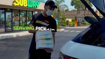 Subway TV Spot, 'Open and Serving' - Thumbnail 2