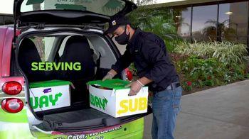 Subway TV Spot, 'Open and Serving' - Thumbnail 3