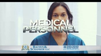 Law Offices of Bachus & Schanker TV Spot, 'We Salute Our Heroes'' - Thumbnail 6