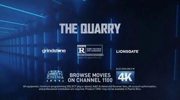DIRECTV Cinema TV Spot, 'The Quarry' - Thumbnail 8