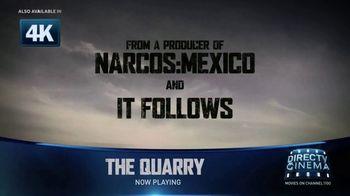 DIRECTV Cinema TV Spot, 'The Quarry' - Thumbnail 3