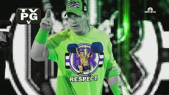 WWE Shop TV Spot, 'Energizar: 40 por ciento' canción de Easy McCoy [Spanish]