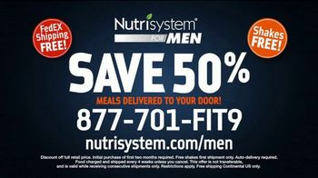 Nutrisystem TV Spot, 'Nutrisystem for Men: Time to Get Healthy: 13 Pounds' - Thumbnail 10
