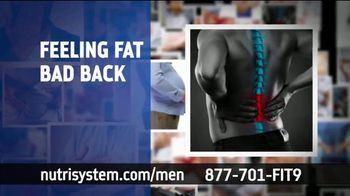 Nutrisystem TV Spot, 'Nutrisystem for Men: Time to Get Healthy: 13 Pounds' - Thumbnail 2