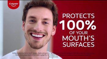 Colgate Total SF TV Spot, 'Antibacterial Protection' - Thumbnail 4