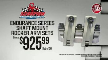 PowerNation Directory TV Spot, 'Injection Systems, Rocker Arm Set, Switch Panel and Carburetors' - Thumbnail 3