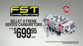 PowerNation Directory TV Spot, 'Injection Systems, Rocker Arm Set, Switch Panel and Carburetors' - Thumbnail 6