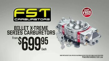 PowerNation Directory TV Spot, 'Injection Systems, Rocker Arm Set, Switch Panel and Carburetors' - Thumbnail 7