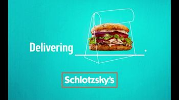 Schlotzsky's TV Spot, 'From Our Oven to Your Doorstep' - Thumbnail 4