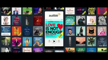 Audible Inc. TV Spot, 'Actual Listeners' - Thumbnail 8