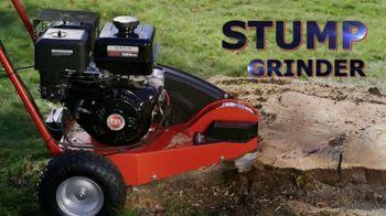 DR Stump Grinder TV Spot, 'Stumps'