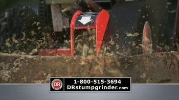 DR Stump Grinder TV Spot, 'Stumps' - Thumbnail 3