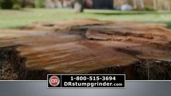 DR Stump Grinder TV Spot, 'Stumps' - Thumbnail 5