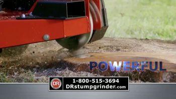 DR Stump Grinder TV Spot, 'Stumps' - Thumbnail 6