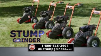 DR Stump Grinder TV Spot, 'Stumps' - Thumbnail 7