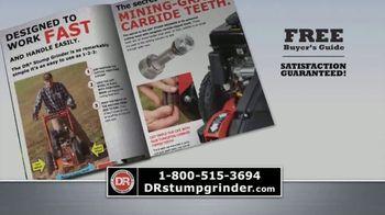 DR Stump Grinder TV Spot, 'Stumps' - Thumbnail 8