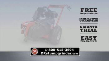 DR Stump Grinder TV Spot, 'Stumps' - Thumbnail 9