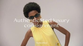 The RealReal TV Spot, 'Authenticated Luxury Consignment: 20 Percent Off'
