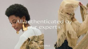 The RealReal TV Spot, 'Authenticated Luxury Consignment: 20 Percent Off' - Thumbnail 4
