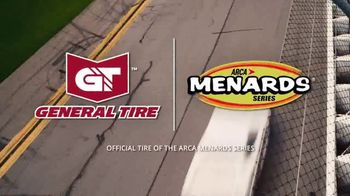 General Tire TV Spot, 'The Official Tire of Preparation, Hard Work, Ambition, and The ARCA Menards Series' Featuring Michael Self - Thumbnail 8