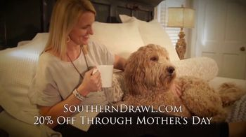 Southern Drawl Cotton TV Spot, '2020 Mother's Day: 20 Percent Off' - Thumbnail 7