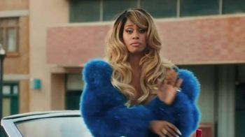 Smirnoff TV Spot, 'Hang Out From Home: Laverne's Inner Monologue' Featuring Laverne Cox - Thumbnail 1