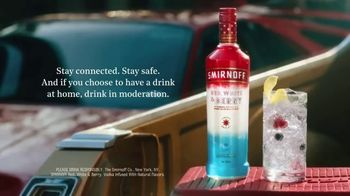 Smirnoff TV Spot, 'Hang Out From Home: Laverne's Inner Monologue' Featuring Laverne Cox - Thumbnail 10