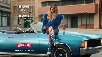 Smirnoff TV Spot, 'Hang Out From Home: Laverne's Inner Monologue' Featuring Laverne Cox - Thumbnail 8