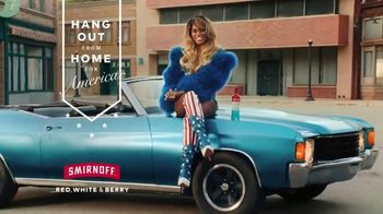 Smirnoff TV Spot, 'Hang Out From Home: Laverne's Inner Monologue' Featuring Laverne Cox - Thumbnail 9