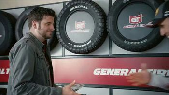 General Tire TV Spot, \'Another Five Minutes\'