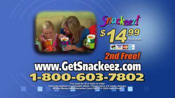 Snackeez TV Spot, 'Snacking Solution: $14.99' - Thumbnail 8
