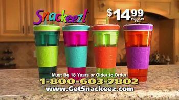 Snackeez TV Spot, 'Snacking Solution: $14.99' - Thumbnail 6