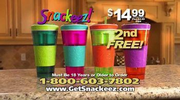 Snackeez TV Spot, 'Snacking Solution: $14.99' - Thumbnail 7