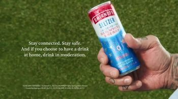 Smirnoff Seltzer TV Spot, 'Hang Out From Home: Dave's Inner Monologue' Featuring Dave Bautista - Thumbnail 9