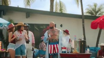 Smirnoff Seltzer TV Spot, 'Hang Out From Home: Dave's Inner Monologue' Featuring Dave Bautista - Thumbnail 2