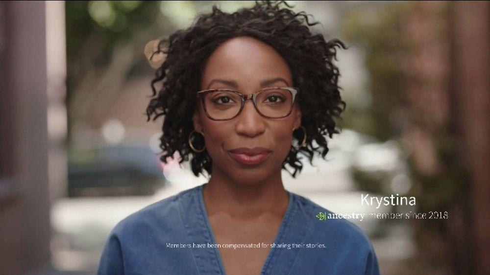 AncestryDNA TV Commercial, 'Krystina'