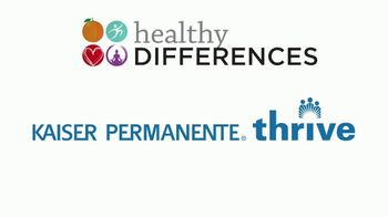 Kaiser Permanente TV Spot, 'Healthy Differences: Thrive' - Thumbnail 10