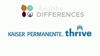Kaiser Permanente TV Spot, 'Healthy Differences: Thrive' - Thumbnail 8