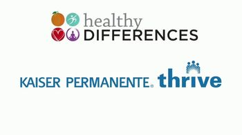 Kaiser Permanente TV Spot, 'Healthy Differences: Thrive' - Thumbnail 9