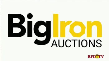 Big Iron Auctions TV Spot, 'Unreserved & No Buyer Fees' - Thumbnail 1