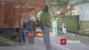 Toyota TV Spot, 'Dear America: Sanitation Workers' [T1] - Thumbnail 3