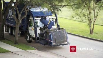 Toyota TV Spot, 'Dear America: Sanitation Workers' [T1] - Thumbnail 5
