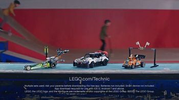 LEGO Technic TV Spot, 'Build for Real, Play for Real' - Thumbnail 10