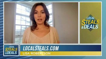 Local Steals & Deals TV Spot, 'Spotlight on Small Business' Featuring Lisa Robertson