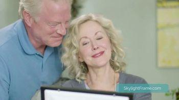 Skylight Frame TV Spot, 'The Perfect Gift for Mom' - Thumbnail 8