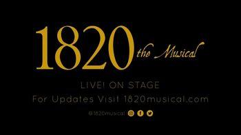 1820 the Musical TV Spot, 'Celebrating the Bicentennial' - Thumbnail 8